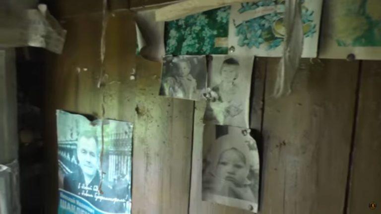 Мусихин в заброшенном доме