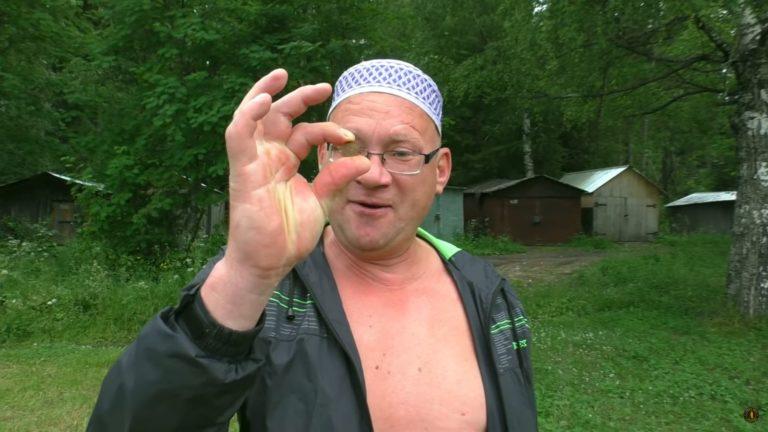 Великан Дмитрия Мусихина