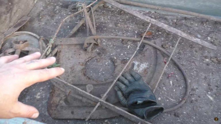 Коп металлолома - Видео Мусихина находки