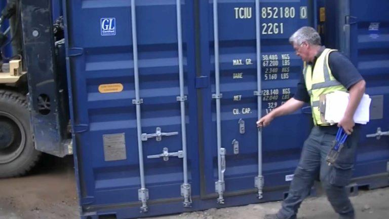 Потрошитель - поиск в контейнерах