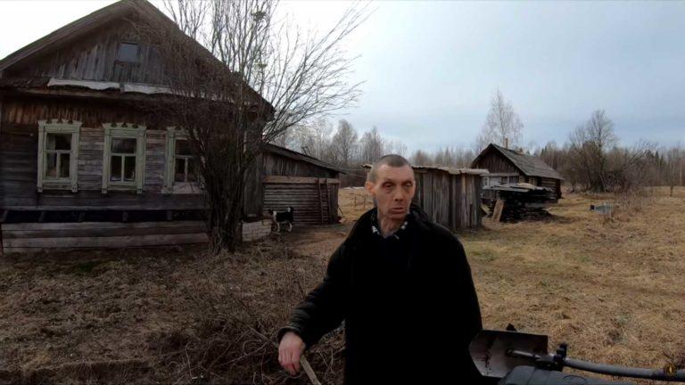 Мусихин в старой деревне