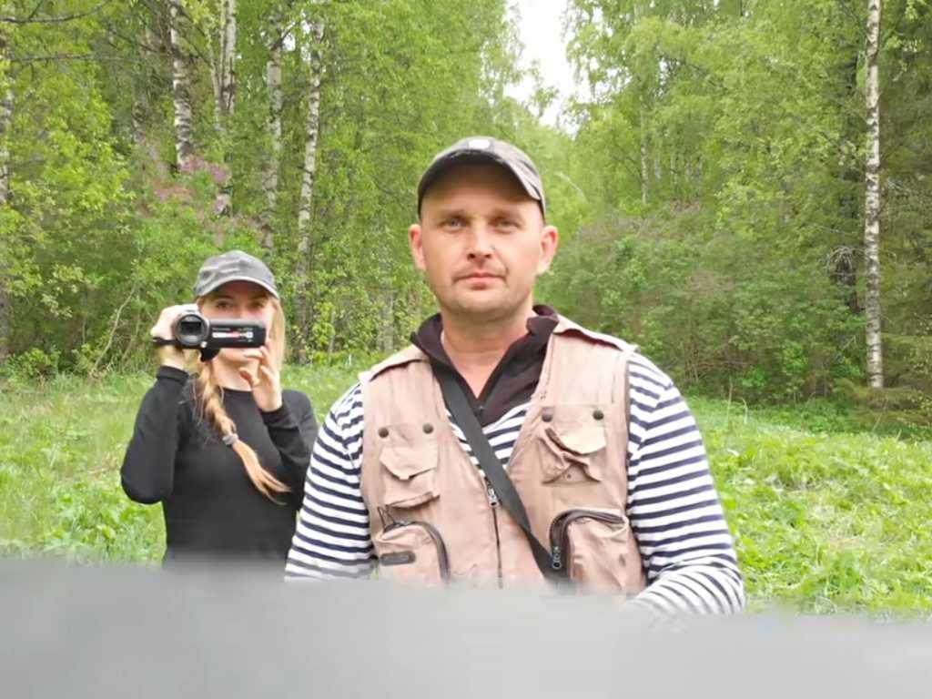 Дмитрий Мусихин снова копает в таинственных местах!