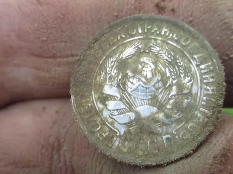 Вайссвальд нашел на копе серебро