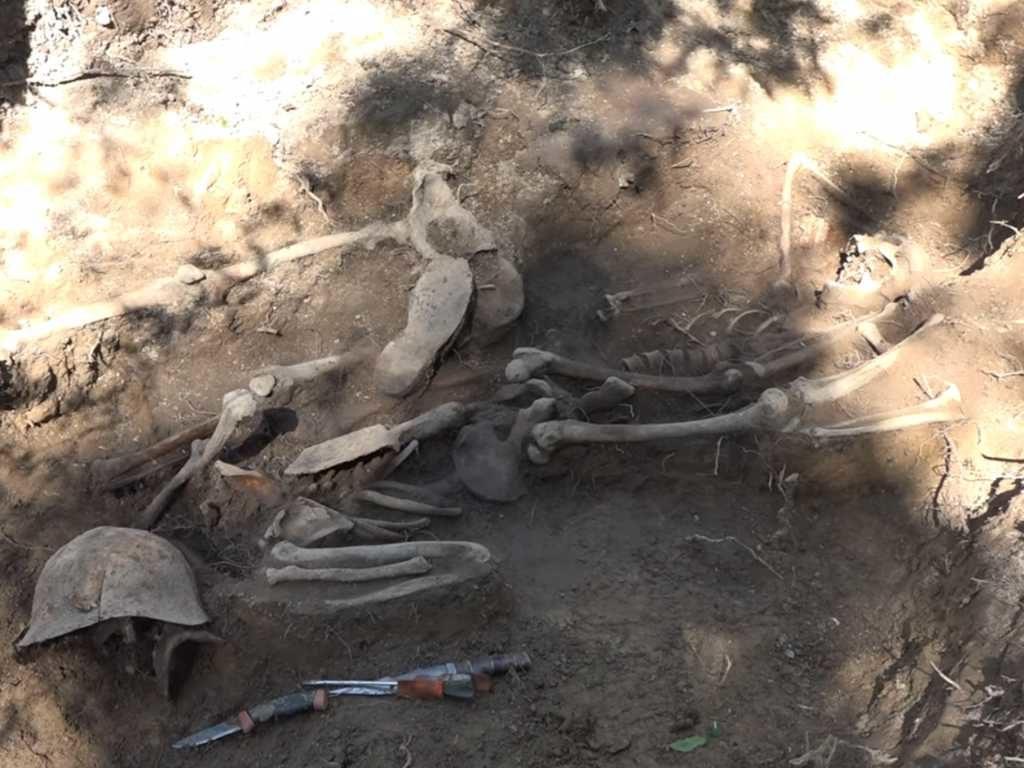 Поиск без вести пропавших солдат от поискового отряда Юрий Гагарин