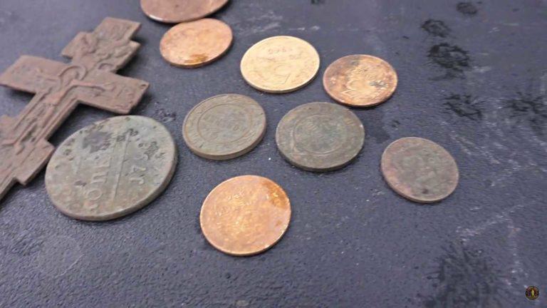 Мусихин накопал монет в июле 2019