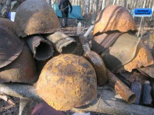 Мясной Бор первая часть видео черных копателей