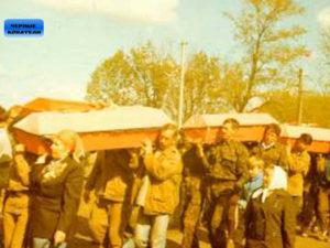 Мясной Бор вторая часть - видео черных копателей