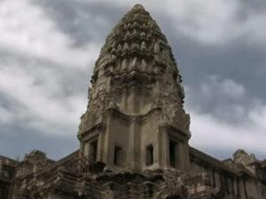 Раскопки Древней Камбоджии