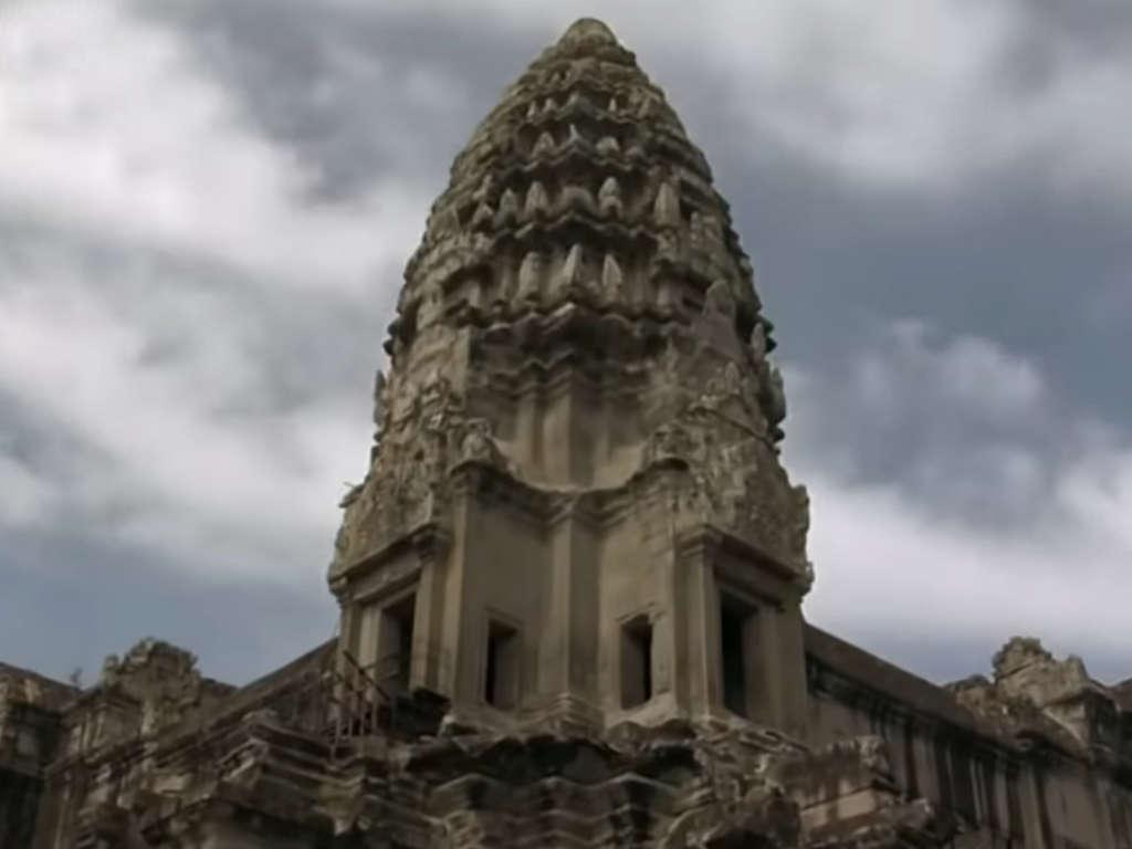 Раскопки древней Камбоджи